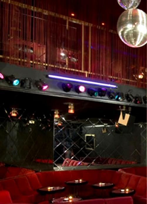 Le Mad Club Discotheque PARIS